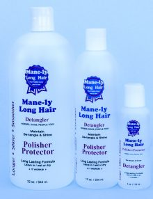 The best mane & tail de-tangler!