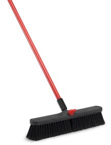Herbies Super Soft smooth surface Broom